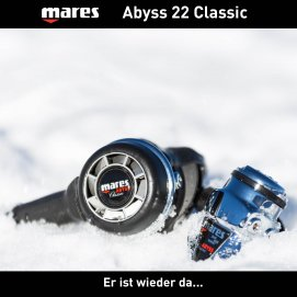 Mares Abyss 22 Classic